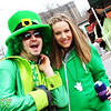 St. Patty's Parade Party Bus : 2 galleries with 271 photos