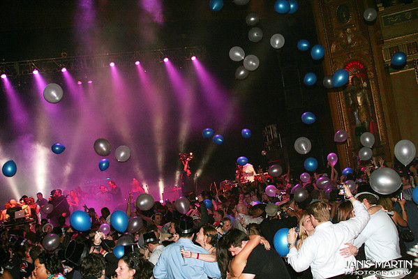 TheSocialConnection > Resolution Ball - Detroit's New Years Nation Party - Fillmore Theatre photo