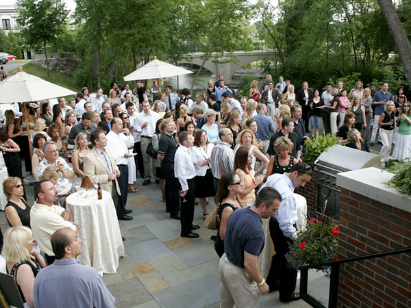 Hot Summer Nights :: Charity Garden Party Soiree