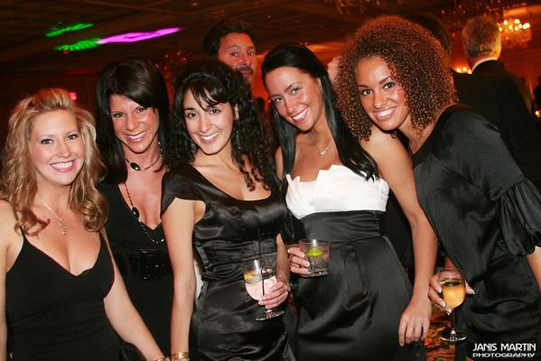 Little Black Dress Charity Soiree :: Townsend Hotel 11.14.08