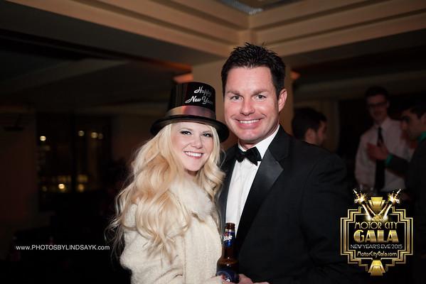 New Years Eve 2014 - Atheneum Hotel